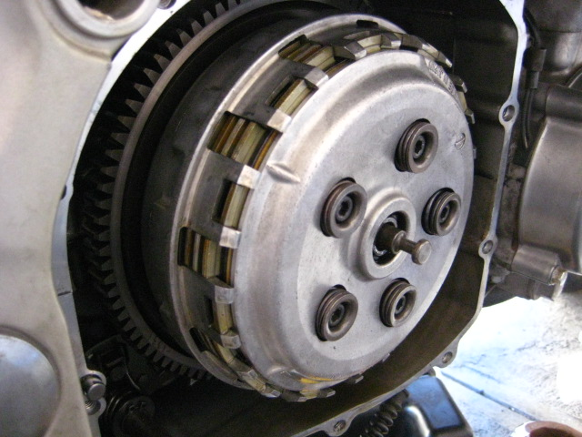 how to change clutch cable